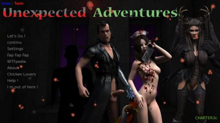 Unexpected Adventures PC Game Walkthrough Free Download for Mac