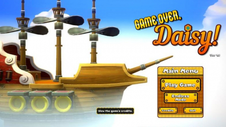 Game Over, Daisy PC Game Walkthrough Free Download for Mac