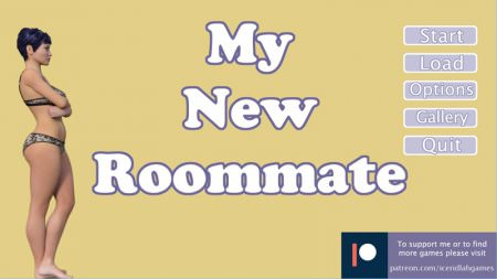 My New Roommate 1.1 PC Game Walkthrough Free Download for Mac