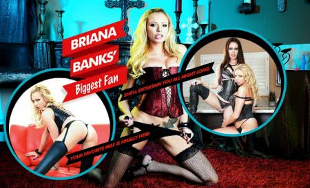 Briana Banks' Biggest Fan PC Game Walkthrough Free Download for Mac