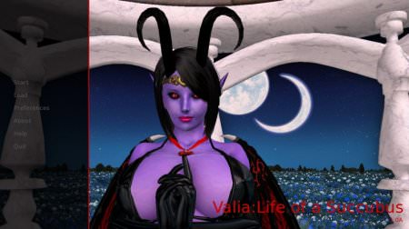 Valia: Life of a Succubus Biggest Fan 1.0 PC Game Walkthrough Free Download for Mac