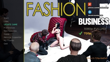 Fashion Business PC Game Walkthrough Free Download for Mac