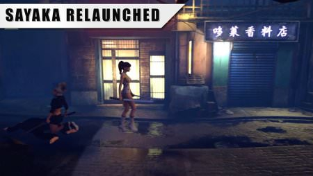 Sayaka Relaunched PC Game Walkthrough Free Download for Mac