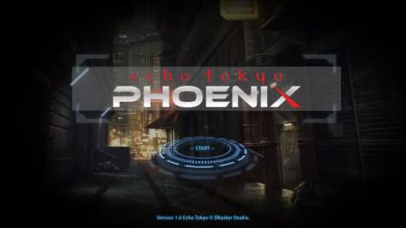 Echo Tokyo: Phoenix PC Game Walkthrough Free Download for Mac
