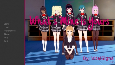 What's Mine Is Yours 1.2 PC Game Walkthrough Free Download for Mac