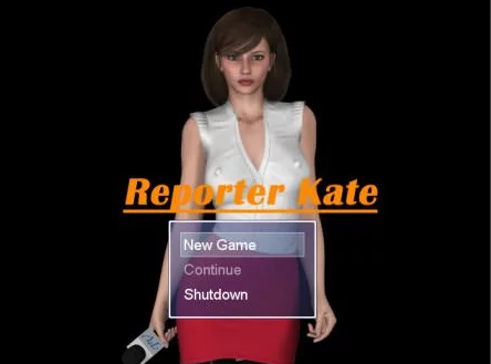 Reporter Kate 1.00 Game Walkthrough Download for PC