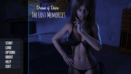 Dreams of Desire: The Lost Memories PC Game Walkthrough Free Download for Mac