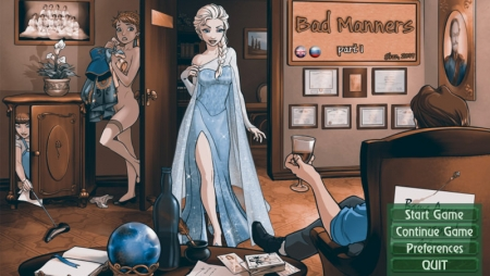 Bad Manners PC Game Walkthrough Free Download for Mac