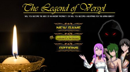 The Legend of Versyl 1.3.5 Game Walkthrough Download for PC