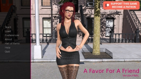 A Favor For A Friend PC Game Walkthrough Free Download for Mac