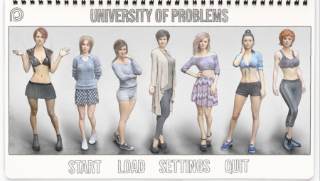 University of Problems PC Game Walkthrough Free Download for Mac