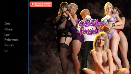 Forbidden Passion 0.2 PC Game Walkthrough Free Download for Mac