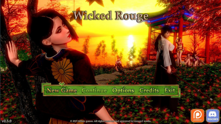 Wicked Rouge PC Game Walkthrough Free Download for Mac