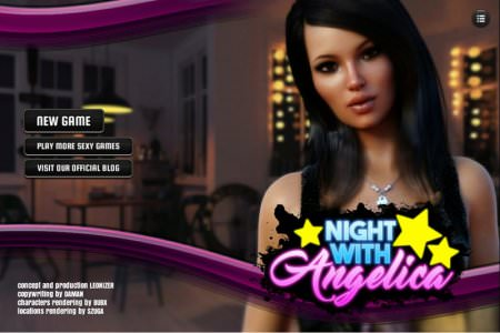 Night with Angelica PC Game Walkthrough Free Download for Mac