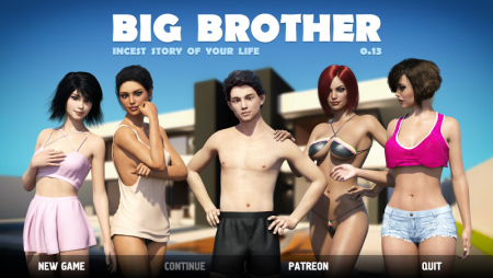 Big Brother 0.13.0.007 PC Game Walkthrough Free Download for Mac