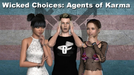 Wicked Choices: Agents of Karma PC Game Walkthrough Free Download for Mac
