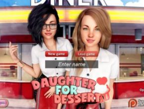 Daughter For Dessert 1.0 PC Game Walkthrough Free Download for Mac