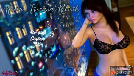 Noemi's Toscana Rebirth PC Game Walkthrough Free Download for Mac