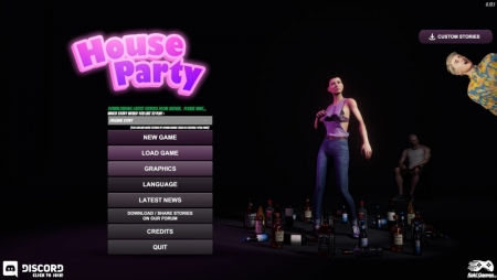 House Party PC Game Walkthrough Free Download for Mac