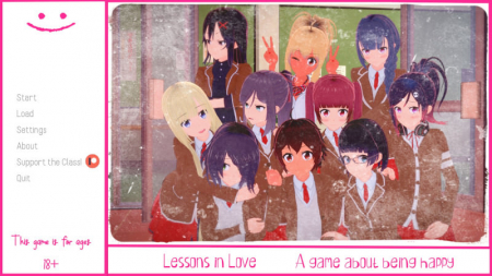 Lessons in Love 0.10.0 Game Walkthrough Download for PC