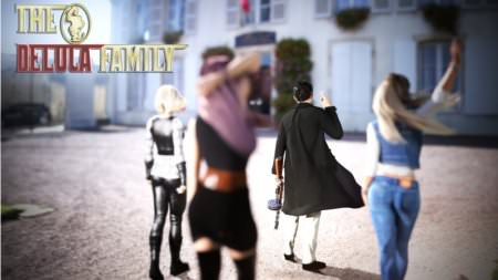 The DeLuca family 0.06.6 PC Game Walkthrough Free Download for Mac