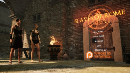 Slaves of Rome 0.9.5 Game Walkthrough Download for PC