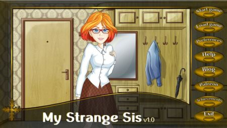 My Strange Sis 1.0 PC Game Walkthrough Free Download for Mac