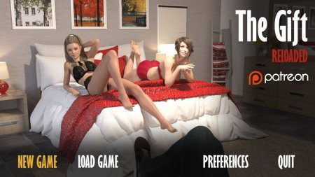 The Gift Reloaded 0.08b PC Game Walkthrough Free Download for Mac