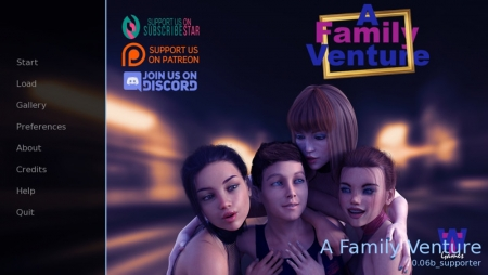 A Family Venture 0.06 Game Walkthrough Download for PC