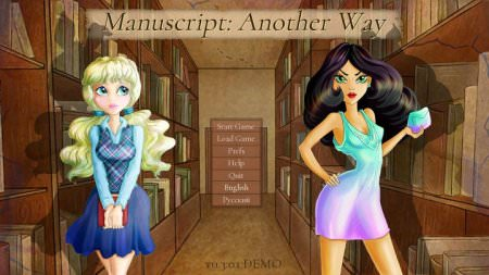Manuscript: Another Way 1.0 PC Game Walkthrough Free Download for Mac