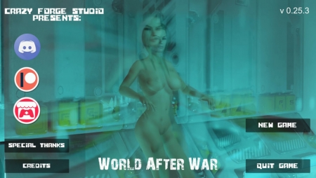 World After War 0.36.1 PC Game Walkthrough Free Download for Mac