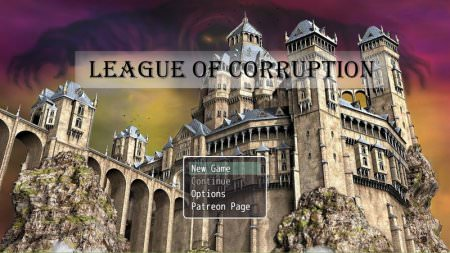 League of Corruption 0.3.0b PC Game Walkthrough Free Download for Mac