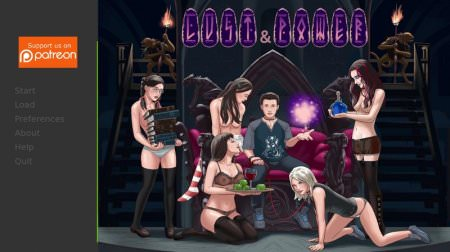 Lust and Power 0.31c Game Free Download for PC & Android