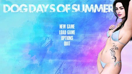 Dog Days of Summer 0.4.8 Game Walkthrough Free Download for PC