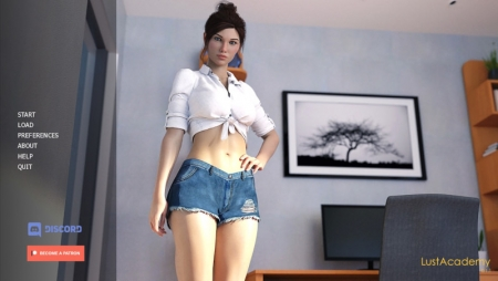 Lust Academy 0.1.2 Game Walkthrough Download Free for PC