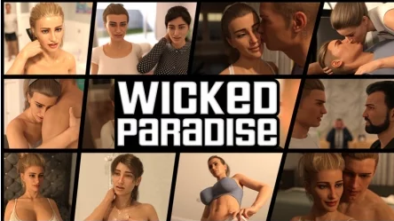 Wicked Paradise 0.9.2 Game Walkthrough Download Free for PC